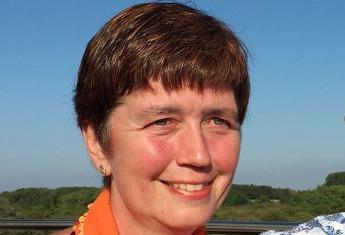 Ondersecretaris Carine Dobbelaere